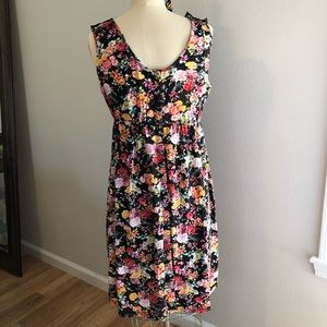 f62f4dba7e2c1 Latched Mama Intimates & Sleepwear - Latched Mama Labor Gown w/Headband in Black  Floral